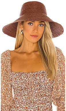 Holland Packable Hat Janessa Leone $200