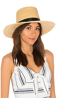 CHAPEAUX RUTH Janessa Leone $186