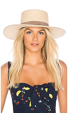 Rosie Boater Hat
