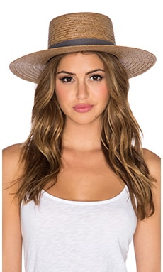 Janessa Leone Wright Hat in Natural