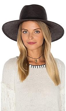Lynn Short Brimmed Panama Hat