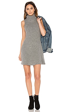 Sleeveless Sweater Dress