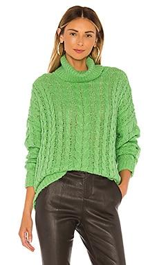 Turtleneck Sweater J.O.A. $38 (FINAL SALE)