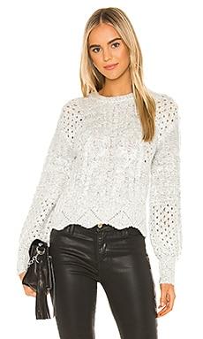 Scallop Sweater J.O.A. $85