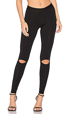 Cut Loose Legging en Noir