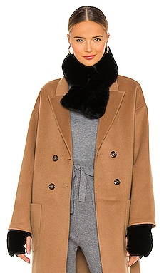 Faux Fur Scarf and Mitten Set jocelyn $68