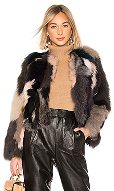 Fox Fur Jacket jocelyn $597