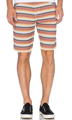 Joe's Jeans Cut Off Short Marrakech Stripe