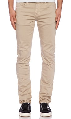 Joe's Jeans Neutral Colors Slim Fit in Sand
