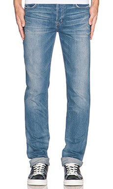 Joe's Jeans Brixton Simo in Medium Light Blue