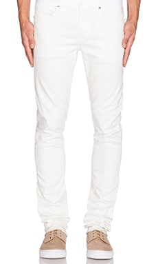 Joe's Jeans Slimfit Neutral Colors in Vintage White