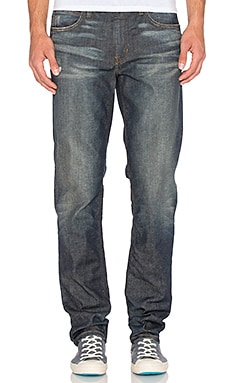 Joe's Jeans The Brixton Dex in Dark Blue