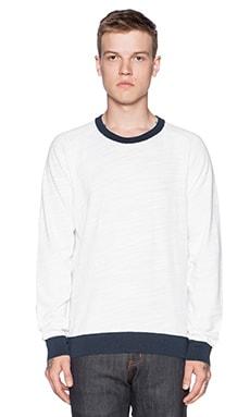 Joe's Jeans Solid Slub Jersey in White