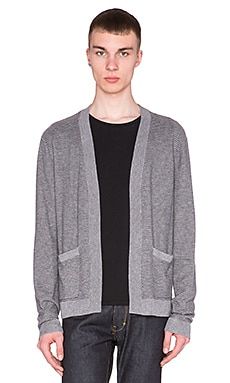 Joe's Jeans Sweater Knit in Heather Charcoal