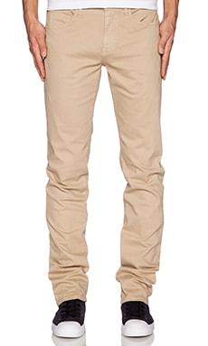 Joe's Jeans The Brixton Twill in Khaki
