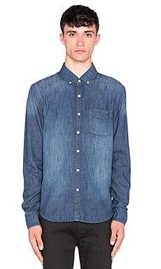 Joe's Jeans Slim Fit Denim Shirt in Asher