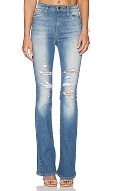 Joe's Jeans High Rise Flare in Gretchen