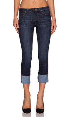 Joe's Jeans COOL OFF Clean Cuff Crop in Samantha