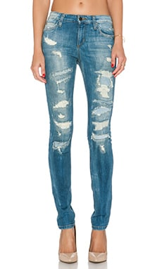 Joe's Jeans Mid Rise Skinny in Dawn