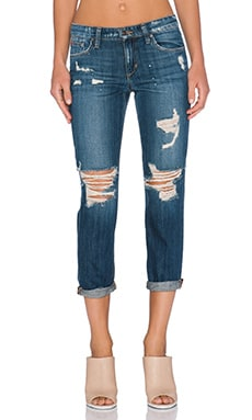 Joe's Jeans Boyfriend Slim Crop in Rika