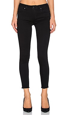 Joe's Jeans Regan Flawless The Finn Ankle Skinny in Black