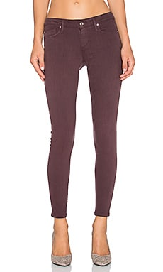 Joe's Jeans Cupro Colors Flawless The Vixen Ankle Skinny in Mustang
