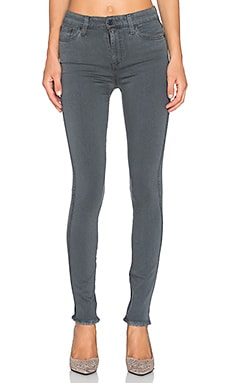 Joe's Jeans Aria Flawless The Charlie Skinny in Dark Grey