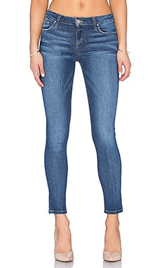 Joe's Jeans Cayla Eco Friendly The Vixen Ankle in Medium Blue