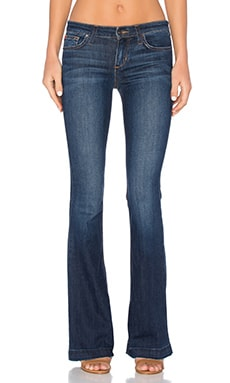 Sophia Japanese Denim The Icon Flare
