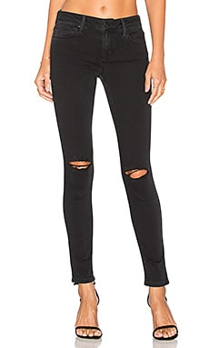 The Vixen Ankle в цвете Distressed Faded Black