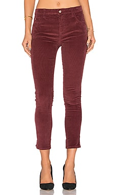 Joe's Jeans The Wasteland Ankle in Garnet