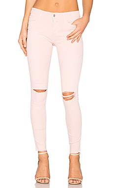 The Icon Ankle Skinny in Pink