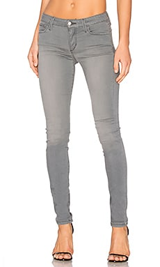The Icon Skinny em Light Grey Wash