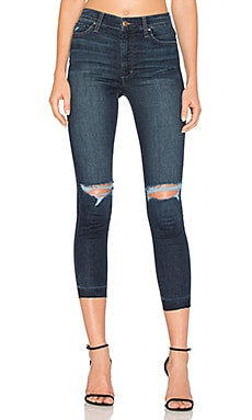 The Charlie High Rise Crop Skinny