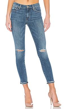 Купить Узкие джинсы icon ankle - Joe's Jeans, Рваные, Мексика