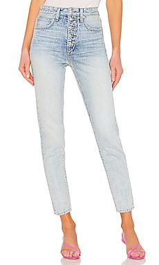 X We Wore What The Danielle High Rise Vintage Joe's Jeans $198 BEST SELLER