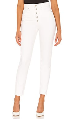 X We Wore What The Danielle High Rise Vintage Straight Joe's Jeans $111