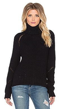 Joe's Jeans Akasha Sweater in Black