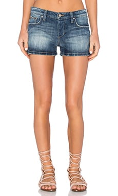 Janelle Collector's Edition The Billie Short in Medium Light Blue