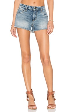 Joe's Jeans Hera Collector's Edition Cut Off Short in Authentic Light