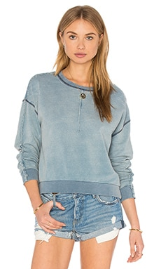 Joe's Jeans Luna Sweatshirt in Light Wash