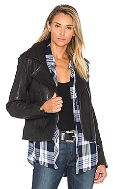 Rene Leather Jacket