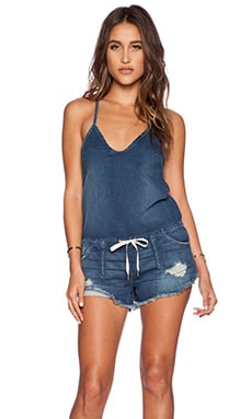 Joe's Jeans The Contender Romper in Rubina