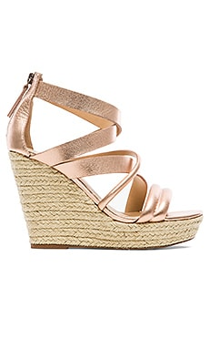 Robina Wedge in Copper