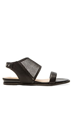 Rochelle Sandal in Black