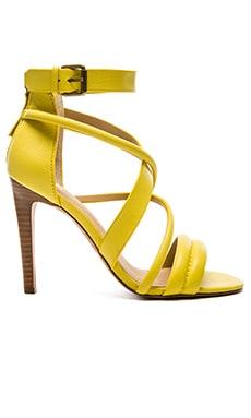 Joe's Jeans Robbie Heel in Lime Yellow