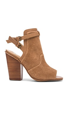Joe's Jeans Ghost Bootie in Tobacco