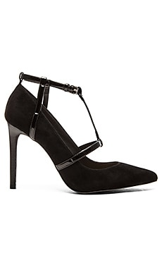 Joe's Jeans Gadget Heel in Black