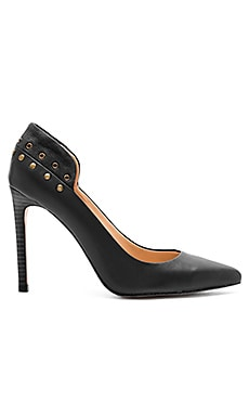 Joe's Jeans Dorian Heel in Black