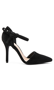 Hamilton Heel in Black